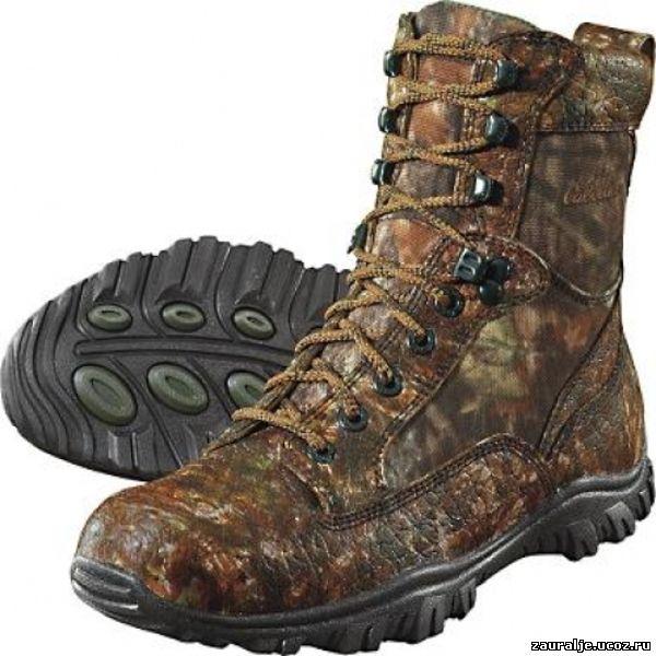Ботинки Gore Tex